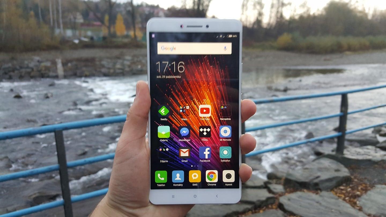 Xiaomi Mi Max otrzymał aktualizację do Androida 7.0 Nougat 26