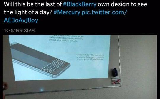"""Nowy smartfon BlackBerry z fizyczną klawiaturą QWERTY ma mieć czytnik linii papilarnych zintegrowany z klawiszem """"spacja"""" 22"""