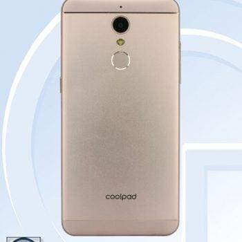 Coolpad 8737 w TENAA