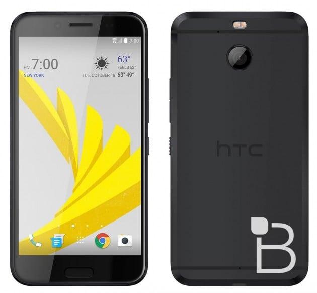 HTC Bolt a.k.a. HTC Acadia a.k.a. HTC 10 evo