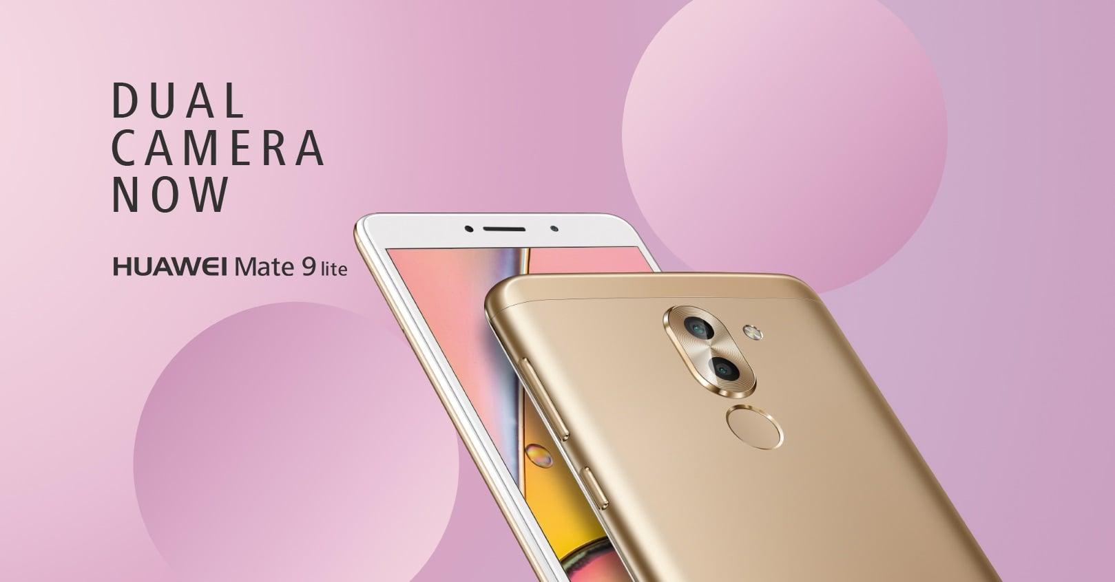Tabletowo.pl Właśnie zadebiutował Huawei Mate 9 Lite Android Huawei Nowości Smartfony