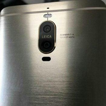 Tabletowo.pl Huawei Mate 9 Pro - pierwsze zdjęcia pojawiły się w sieci Android Huawei Plotki / Przecieki Smartfony
