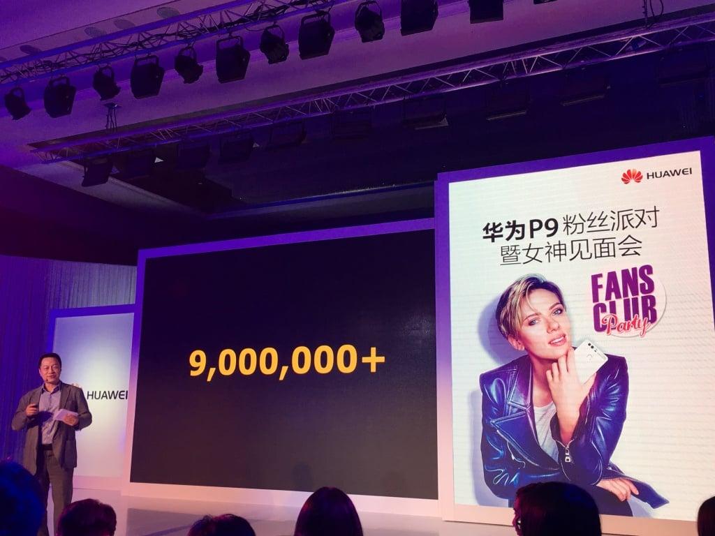 Huawei sprzedał już ponad 9 milionów egzemplarzy P9 na całym świecie 15