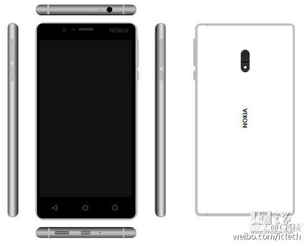 Nokia D1C pojawi się na rynku w dwóch wersjach: 5- i 5,5-calowej 20