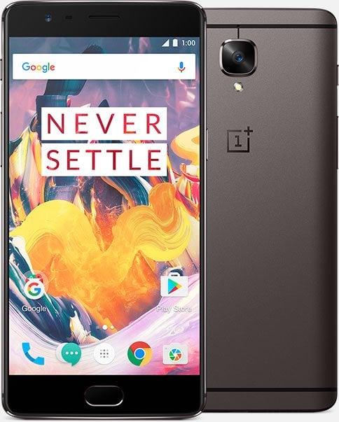 OnePlus 3T Gunmetal