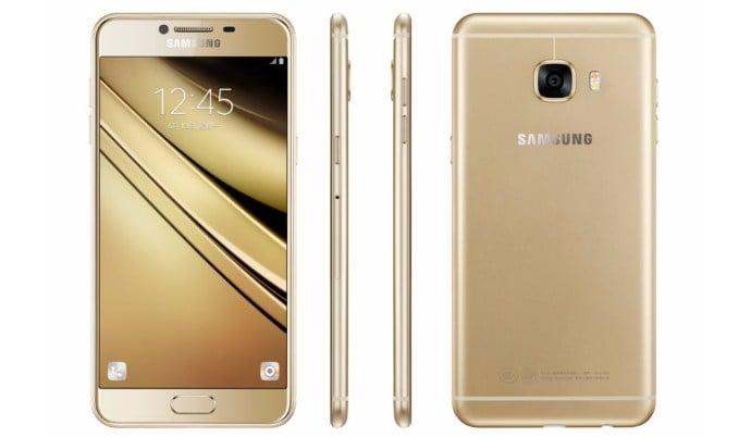 Tabletowo.pl Sercem Galaxy C5 Pro i Galaxy C7 Pro ma być procesor Qualcomm Snapdragon 626 Android Plotki / Przecieki Samsung Smartfony