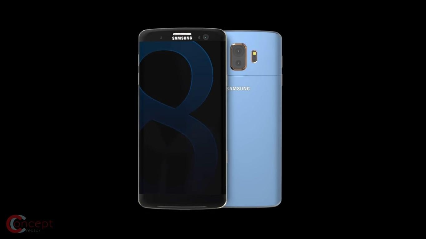 Tabletowo.pl Samsung Galaxy S8 dostanie wyświetlacz wykonany w technologii Y-OCTA Android Plotki / Przecieki Samsung Smartfony Technologie