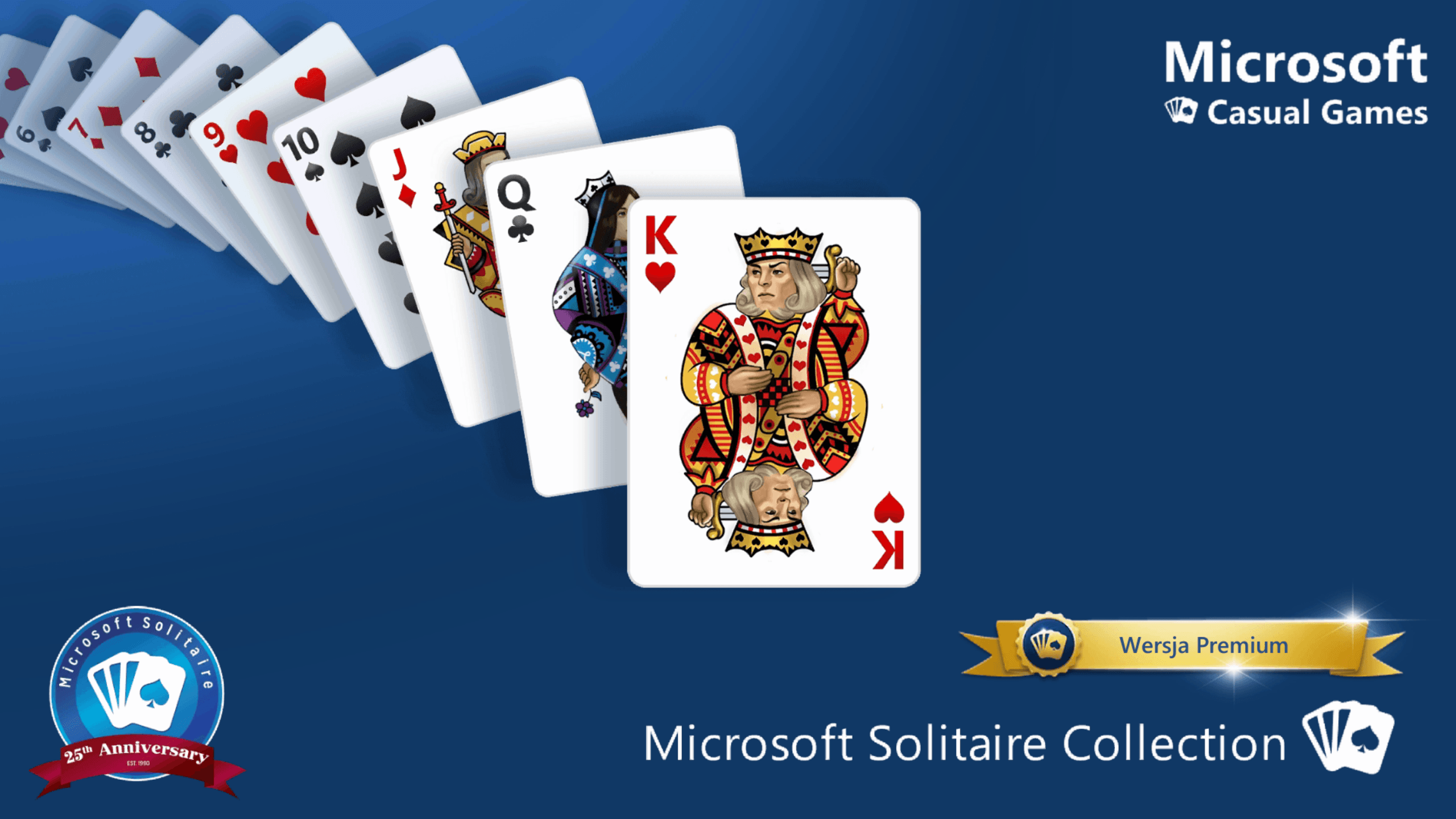 Windowsowy Pasjans - Microsoft Solitaire Collection - trafia na Androida oraz iOS 17