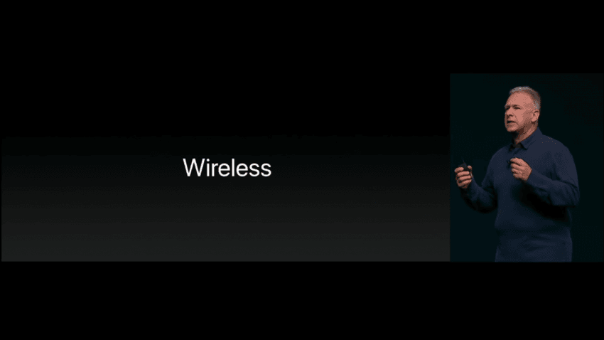 Apple airpods wireless keynote
