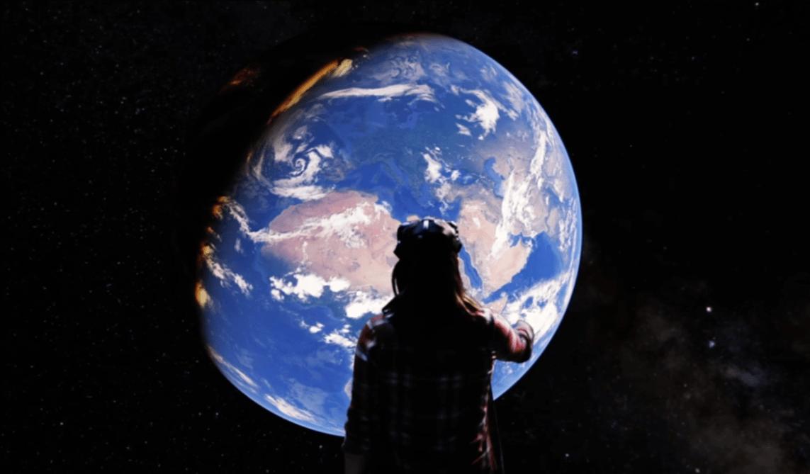Tabletowo.pl Google Earth VR - wirtualnie zwiedzaj świat w stylu Supermana Ciekawostki Google Wirtualna rzeczywistość