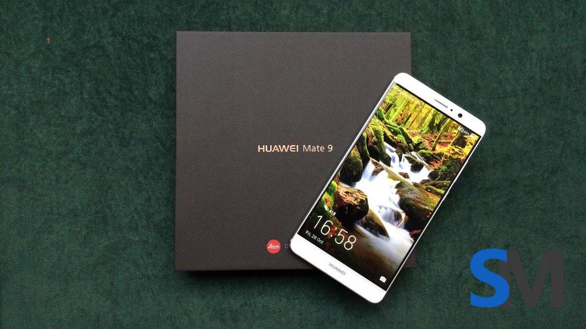 Huawei Mate 9 pozuje do zdjęć 21