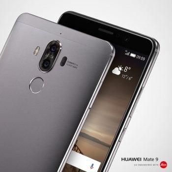 Premiera Huawei Mate 9 - smartfonu, dla którego powiększysz kieszenie w spodniach 20