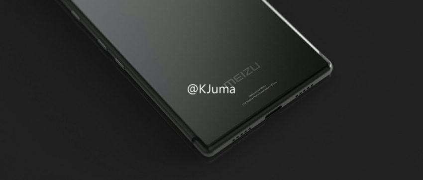 Bezramkowy Meizu Pro 7