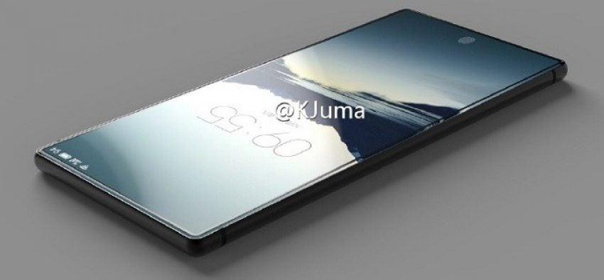 Meizu smartfon bez ramek