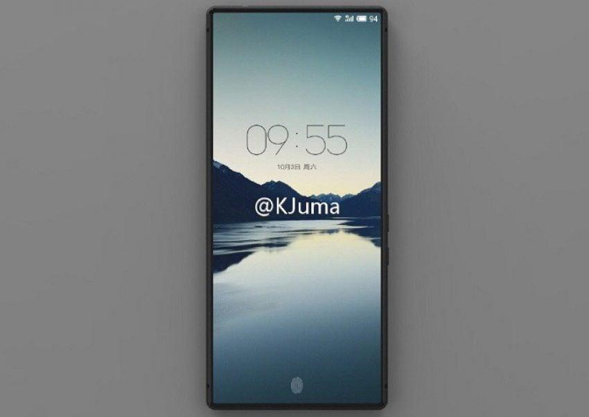 Tabletowo.pl Meizu chce być jak Xiaomi i też szykuje smartfona bez ramek Android Meizu Plotki / Przecieki Smartfony
