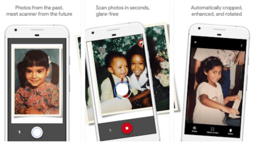 Tabletowo.pl Jest nowa apka od Google: PhotoScan. Dzięki niej łatwo zeskanujesz stare zdjęcia Aplikacje Ciekawostki Google