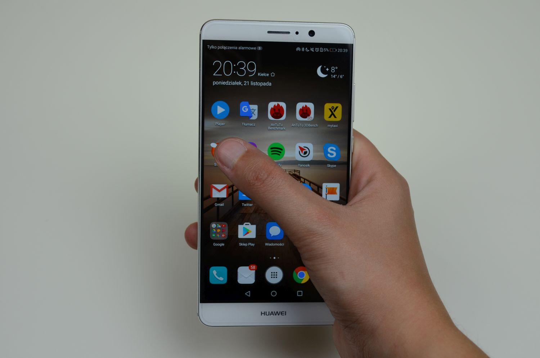 Tabletowo.pl Te smartfony Huawei otrzymają aktualizację do Androida 7.0 Nougat Aktualizacje Android Huawei Smartfony