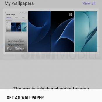 Tabletowo.pl Tak wygląda Android 7.0 Nougat na Samsungu Galaxy S7 Aktualizacje Android Oprogramowanie Plotki / Przecieki Samsung Smartfony