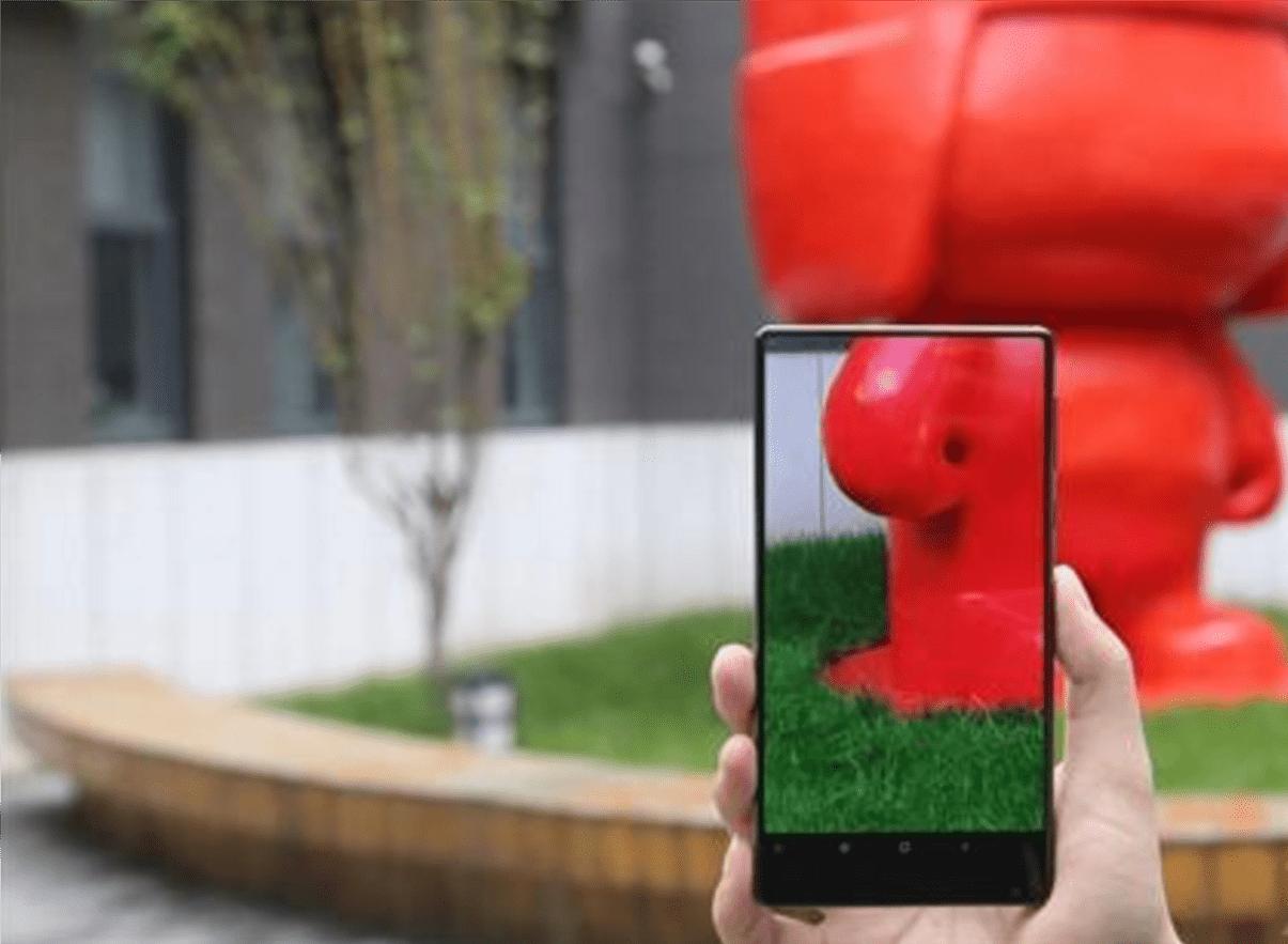 Tabletowo.pl Jeśli wiecznie trzęsą ci się ręce, nie wybieraj Xiaomi Mi Mix - pierwsze zdjęcie smartfonu po upadku Ciekawostki Smartfony Xiaomi
