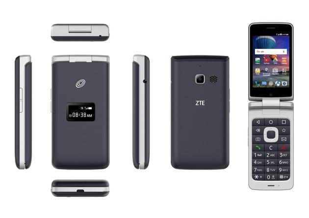 Tabletowo.pl Oto budżetowiec z klapką za mniej niż 100 dolarów: ZTE Cymbal-T Android Nowości Smartfony ZTE