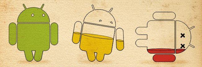 Android bateria akumulator ogniwo