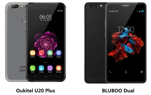 Który smartfon z podwójnym aparatem wybrać: Bluboo Dual czy Oukitel U20 Plus? 29