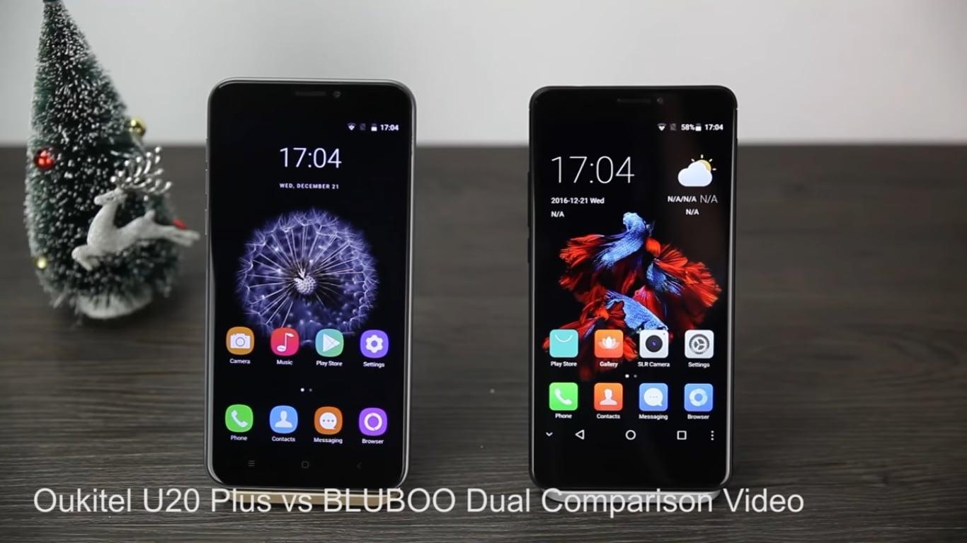 Który lepszy: Bluboo Dual czy Oukitel U20 Plus? Runda druga 28