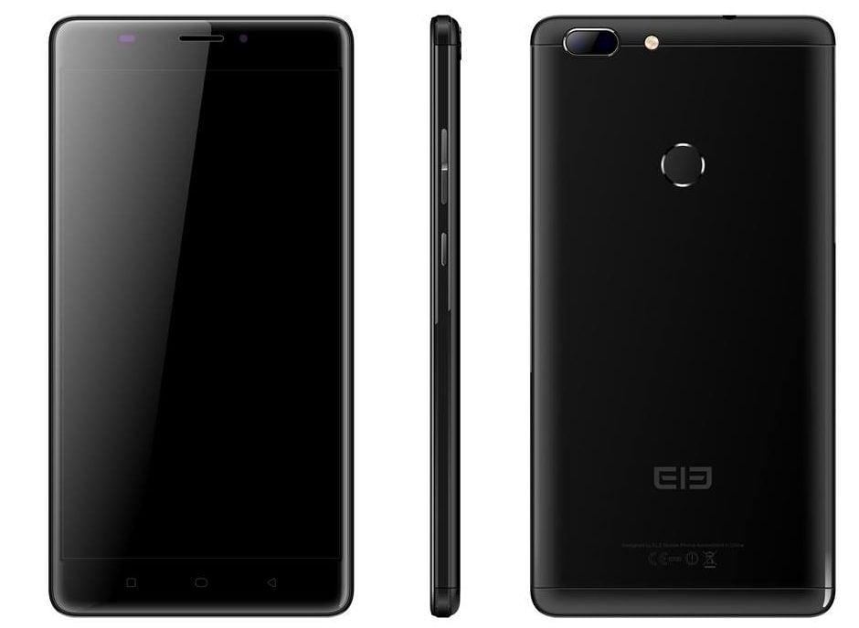 Tabletowo.pl Elephone wypuści na rynek 6-calowy smartfon z podwójnym aparatem Android Chińskie Smartfony