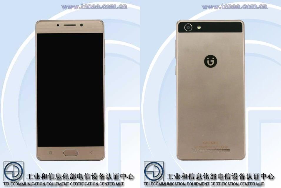 Nowy smartfon Gionee pokazał się w TENAA 24