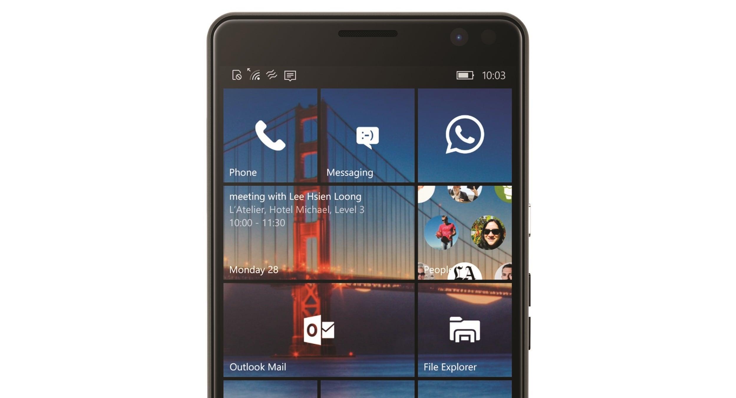 Nowy smartfon HP z W10M będzie jednak średniakiem, nie high-endem, jak Elite x3 19