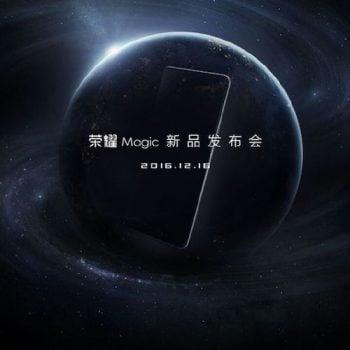 A jednak nie dziś - koncepcyjny Honor Magic zadebiutuje zgodnie z planem, 16 grudnia 19