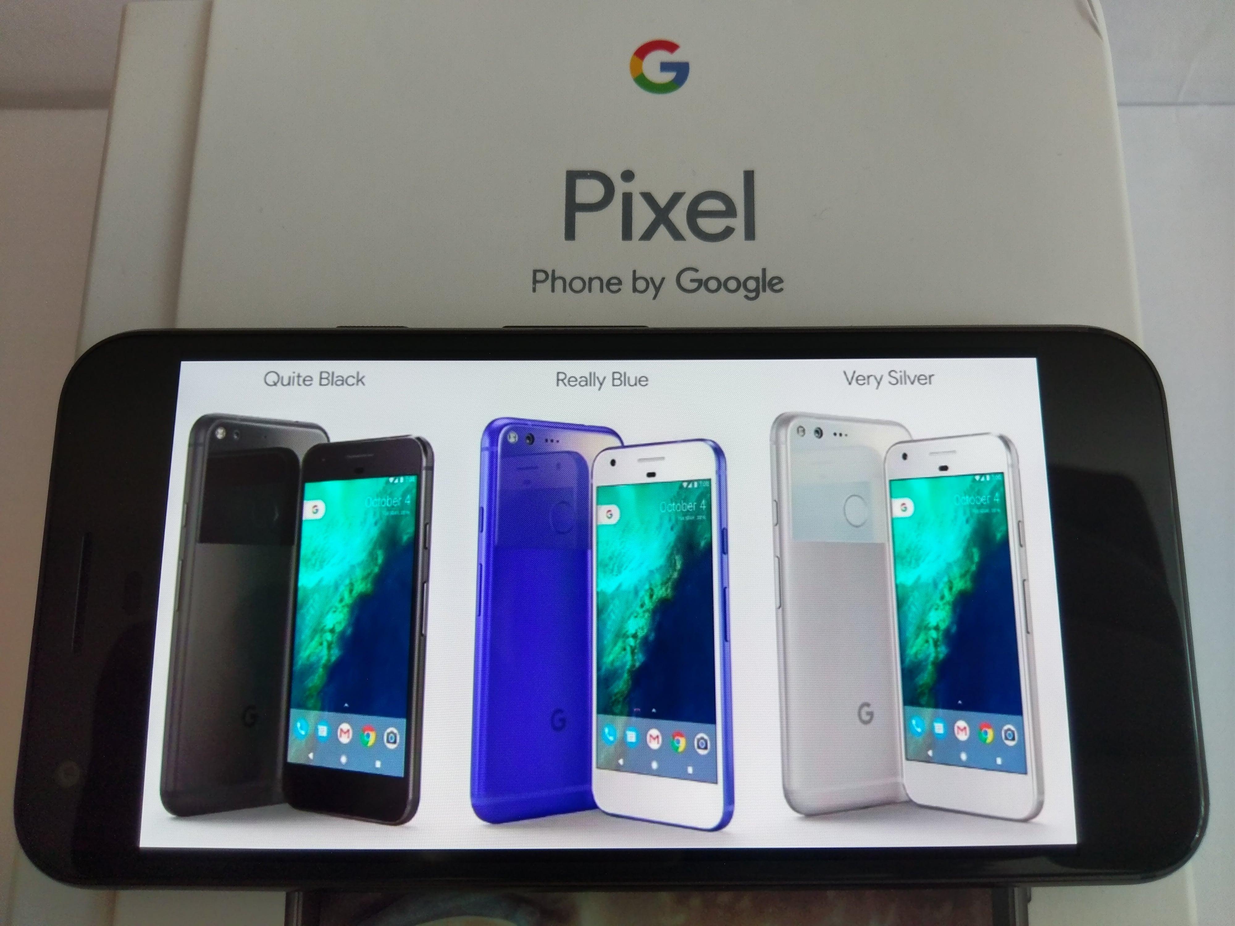 Recenzja Google Pixel - smartfona o wielu twarzach 22