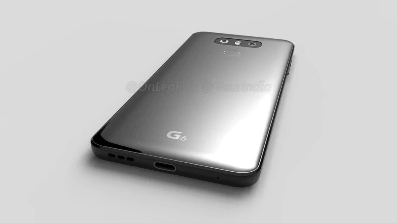 Tył LG G6 pokryje szkło 3D. Dzięki temu będzie go można ładować bezprzewodowo 19