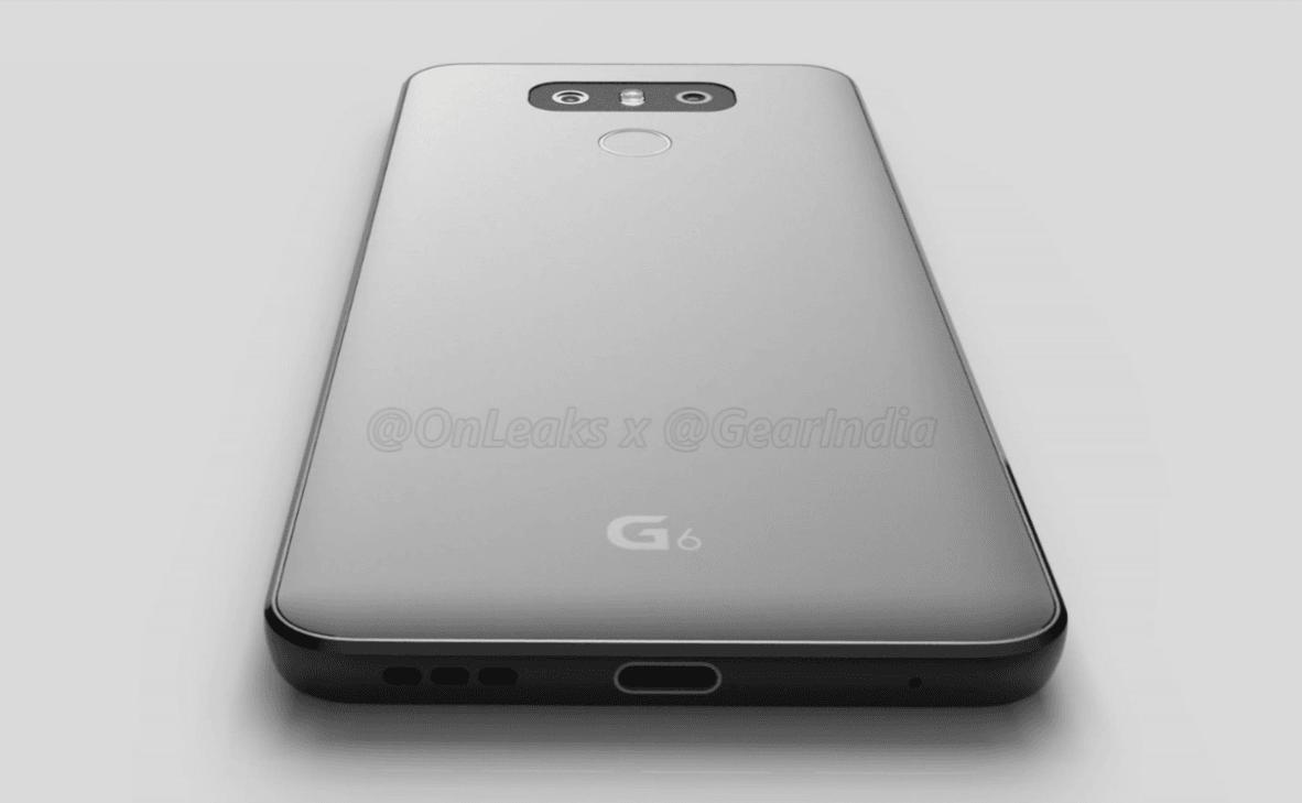 Render LG G6 w sieci - LG pożegnało ideę modułów na dobre 23