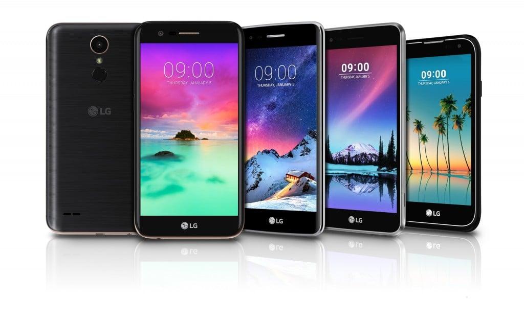 Tabletowo.pl LG pokazuje, jak będą wyglądać Stylus 3 i nowi przedstawiciele linii K LG Nowości Smartfony