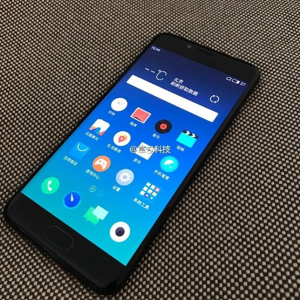 Smartfon Meizu z obustronnie zakrzywionym ekranem na nowych zdjęciach 20