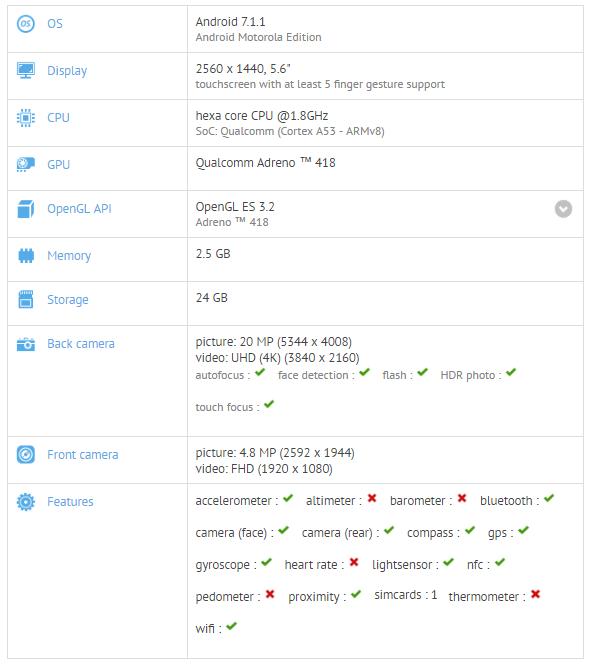 Tabletowo.pl Lenovo testuje Androida 7.1.1 Nougat na Moto X Style Aktualizacje Android Lenovo Motorola Smartfony