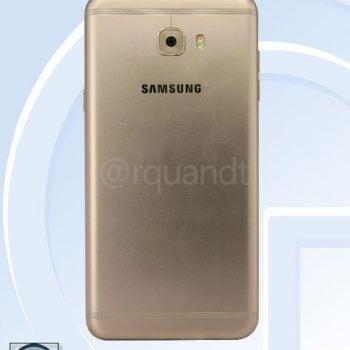Tabletowo.pl Samsung Galaxy C7 Pro z wyglądu będzie przypominał Galaxy C9 Pro. I dobrze Android Samsung Smartfony