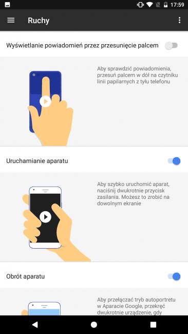 Recenzja Google Pixel - smartfona o wielu twarzach 31