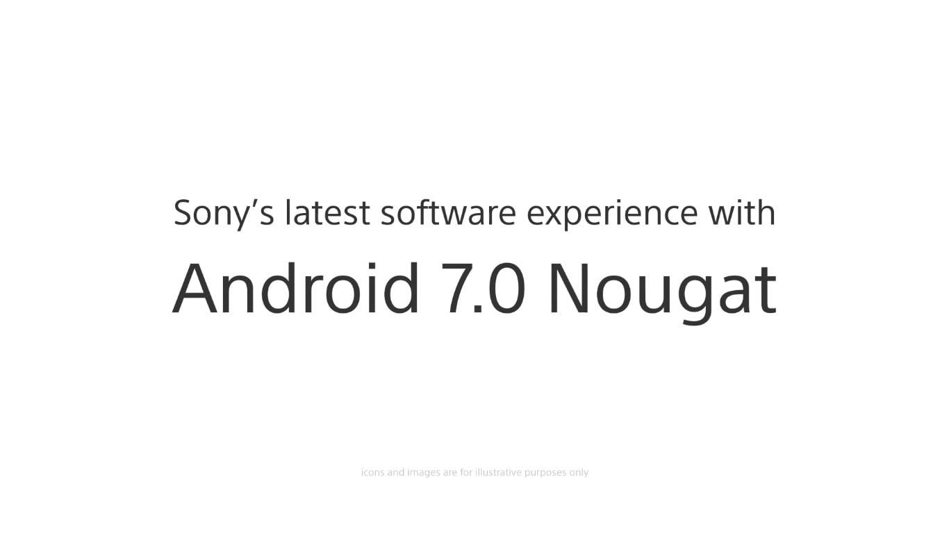 Tabletowo.pl Co nowego przynosi Android 7.0 Nougat w smartfonach Sony? Aktualizacje Android Smartfony Sony