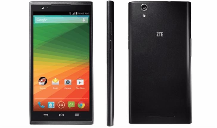 ZTE ZMAX ma Androida 4.4 KitKat, a nadal otrzymuje poprawki bezpieczeństwa 16