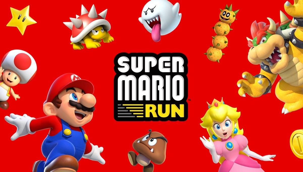 Super Mario Run już wkrótce w Sklepie Play