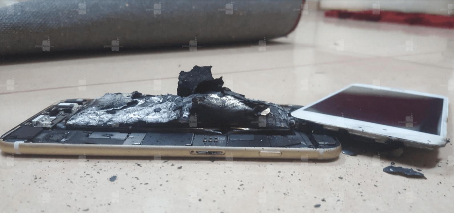 iPhone 6s staje w płomieniach - kto winien? 20