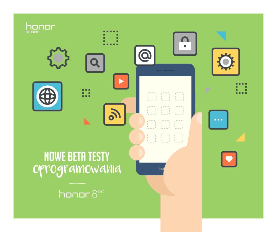 Tabletowo.pl Właściciele Honor 8 mogą testować Androida 7.0 Nougat Aktualizacje Android Huawei Oprogramowanie Smartfony