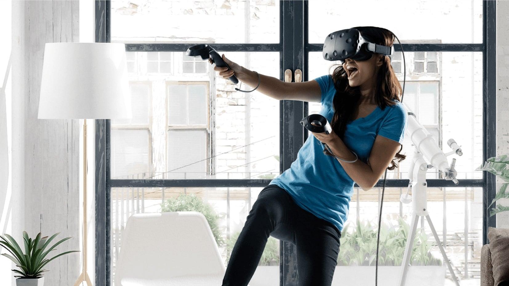 HTC być może pozbędzie się działu, zajmującego się wirtualną rzeczywistością 27