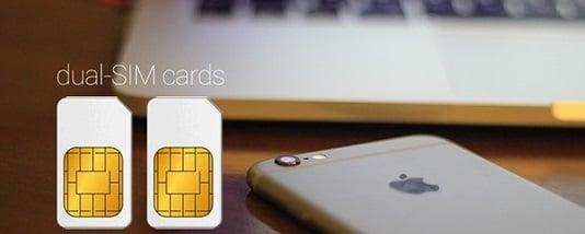 Tabletowo.pl Przyszłoroczny iPhone może być dostępny również w wersji Dual SIM Apple iOS Plotki / Przecieki Smartfony