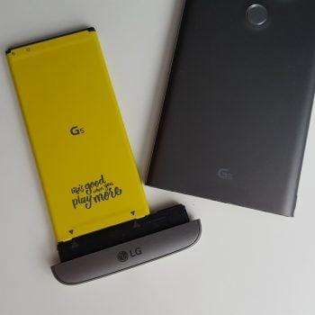 Recenzja LG G5 SE 73