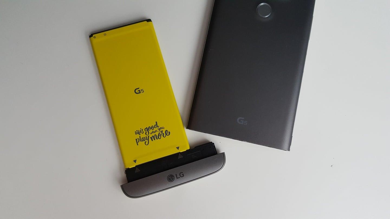 Recenzja LG G5 SE 14