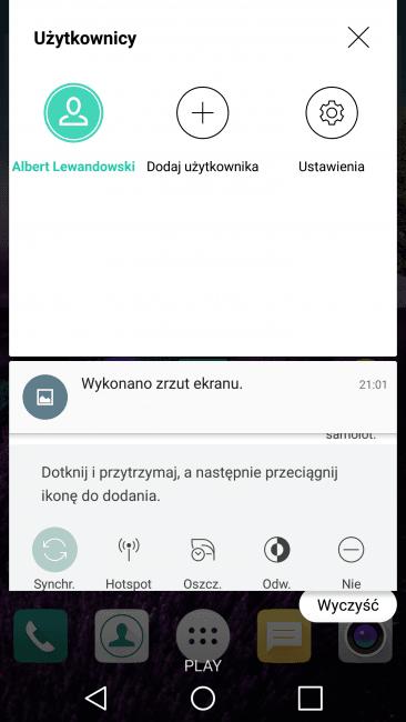 Recenzja LG G5 SE 35