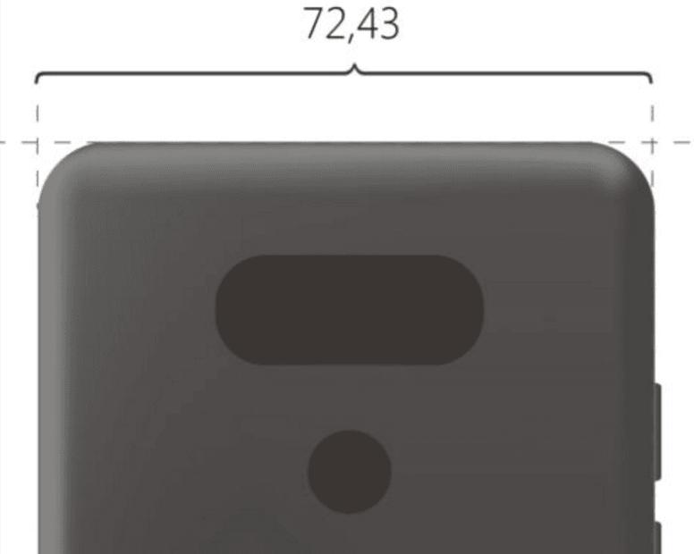 Pierwsza grafika LG G6 - żeby zyskać przewagę nad Samsungiem Galaxy S8, smartfon może mieć premierę w lutym 23
